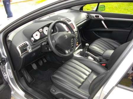 Peugeot 407 occasion annonces automobiles gratuites for Interieur 407 sw