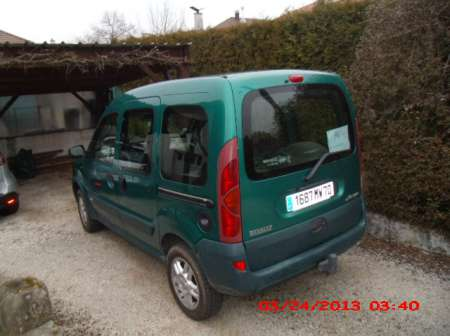 renault kangoo occasion annonces automobiles gratuites carmaniak auto voitures utilitaires. Black Bedroom Furniture Sets. Home Design Ideas